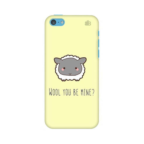 Wool Apple iPhone 5c Phone Cover