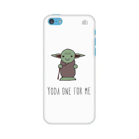 Yoda One Apple iPhone 5c Phone Cover
