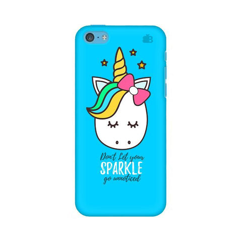 Your Sparkle Apple iPhone 5c Phone Cover