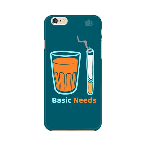 Chai Sutta Basic Apple iPhone 6 Cover