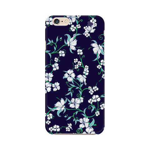 Dogwood Floral Pattern Apple iPhone 6 Phone Cover