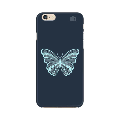 Ethnic Butterfly Art Apple iPhone 6 Phone Cover