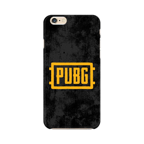 PUBG Apple iPhone 6 Cover