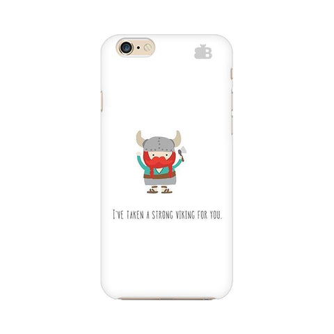 Strong Viking Apple iPhone 6 Phone Cover