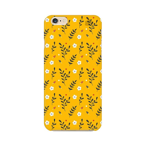 Summer Floral Pattern Apple iPhone 6 Phone Cover