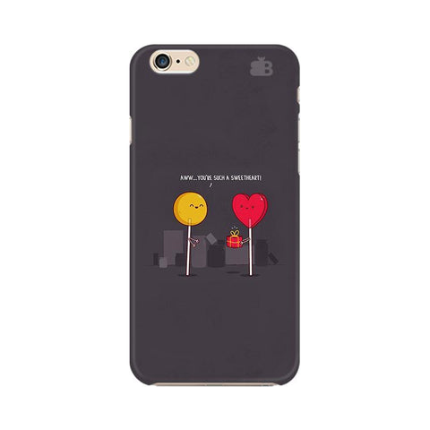 Sweetheart Apple iPhone 6 Phone Cover