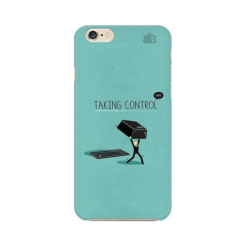 Taking Control Apple iPhone 6 Phone Cover