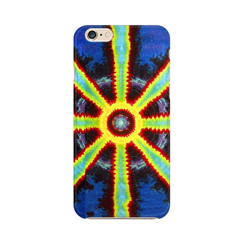 Tie & Die Pattern Apple iPhone 6 Phone Cover