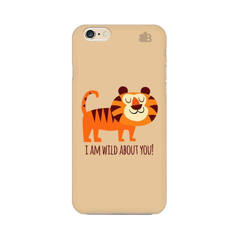 Wild About You Apple iPhone 6 Phone Cover