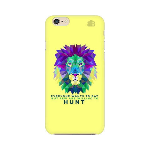 Willing to Hunt Apple iPhone 6 Phone Cover