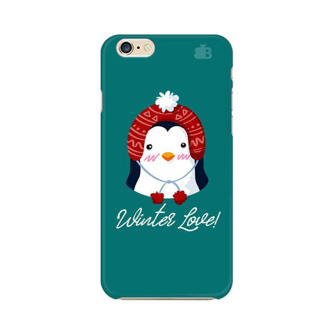 Winter Love Apple iPhone 6 Phone Cover