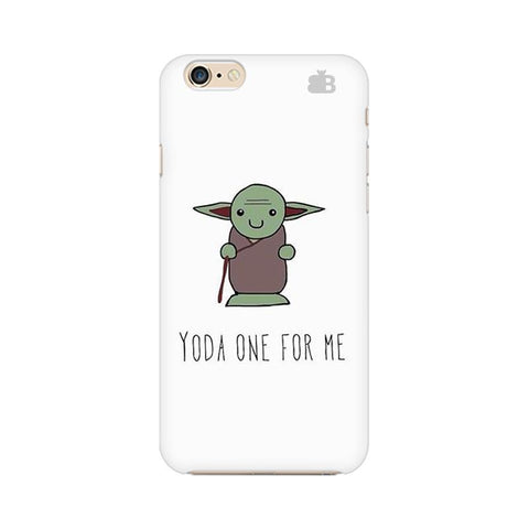 Yoda One Apple iPhone 6 Phone Cover
