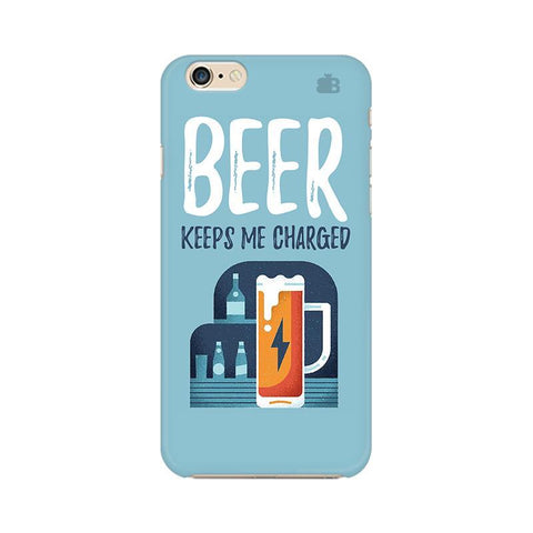 Beer Charged Apple iPhone 6 Plus Phone Cover
