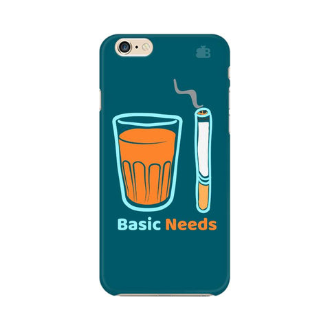Chai Sutta Basic Apple iPhone 6 Plus Cover