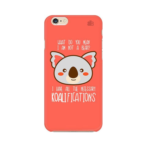 Koalifications Apple iPhone 6 Plus Phone Cover