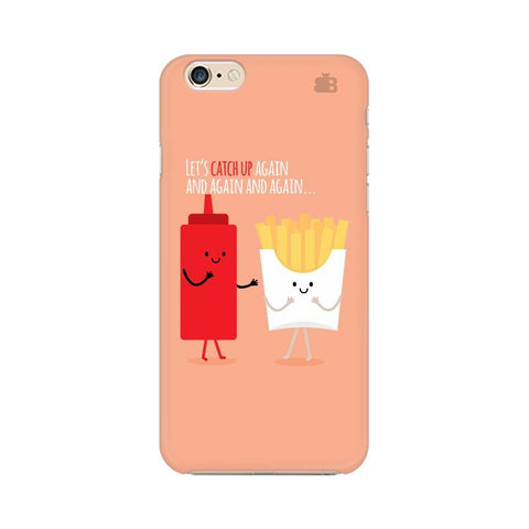 Let's Catch Up Apple iPhone 6 Plus Phone Cover