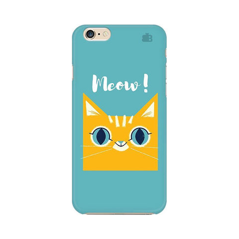 Meow Apple iPhone 6 Plus Phone Cover