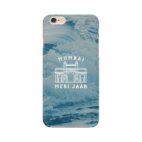 Mumbai Meri Jaan Apple iPhone 6 Plus Cover