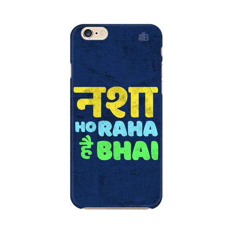 Nasha Bhai Apple iPhone 6 Plus Cover