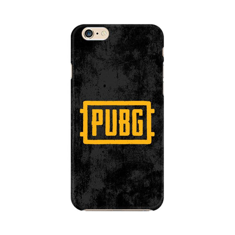 PUBG Apple iPhone 6 Plus Cover