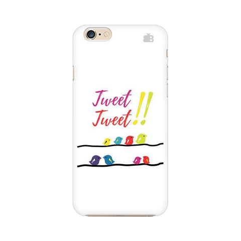 Tweet Tweet Apple iPhone 6 Plus Phone Cover