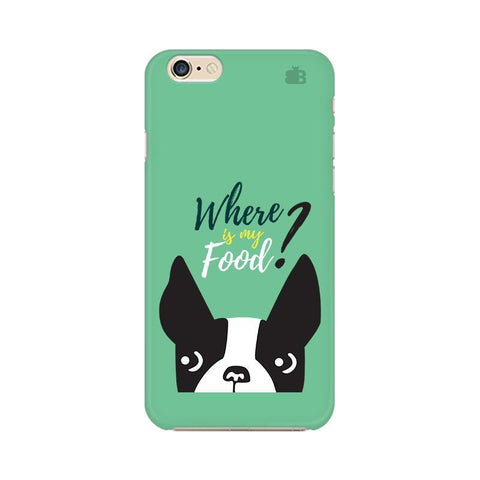 Where is my Food Apple iPhone 6 Plus Phone Cover