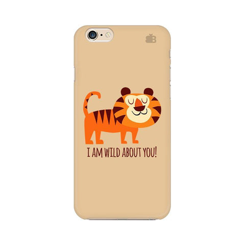 Wild About You Apple iPhone 6 Plus Phone Cover