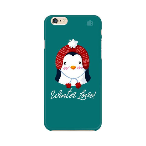 Winter Love Apple iPhone 6 Plus Phone Cover