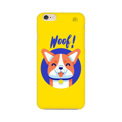 Woof Apple iPhone 6 Plus Phone Cover