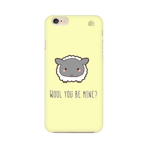 Wool Apple iPhone 6 Plus Phone Cover