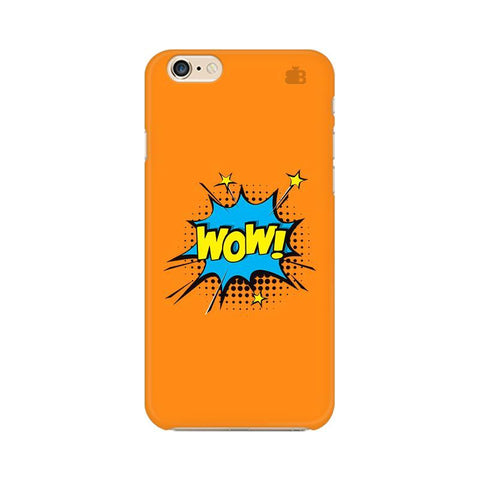 Wow! Apple iPhone 6 Plus Phone Cover