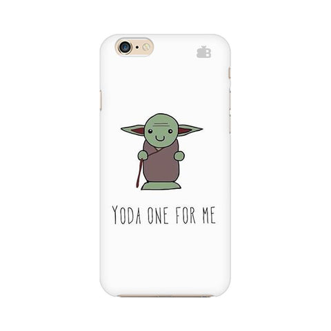 Yoda One Apple iPhone 6 Plus Phone Cover