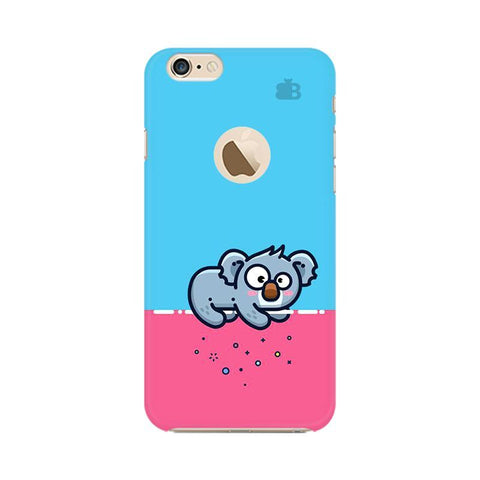 Baby Koala Apple iPhone 6 with Apple Round  Phone Cover