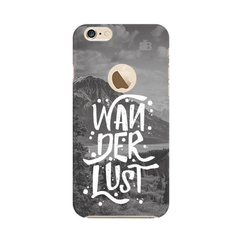 Wanderlust Apple iPhone 6 with Apple Round  Phone Cover