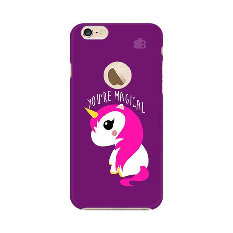 You're Magical Apple iPhone 6 with Apple Round  Phone Cover