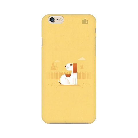 Calm Dog Apple iPhone 6s Phone Cover