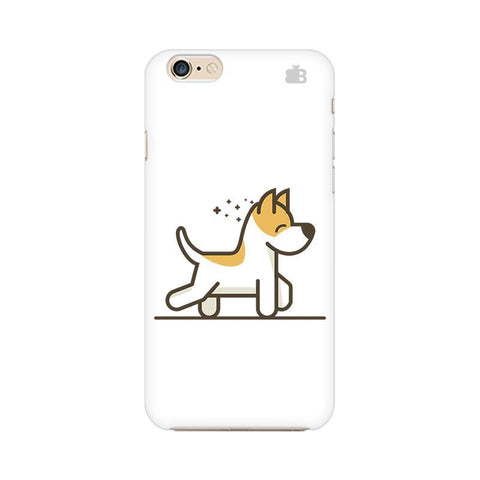 Happy Puppy Apple iPhone 6s Phone Cover