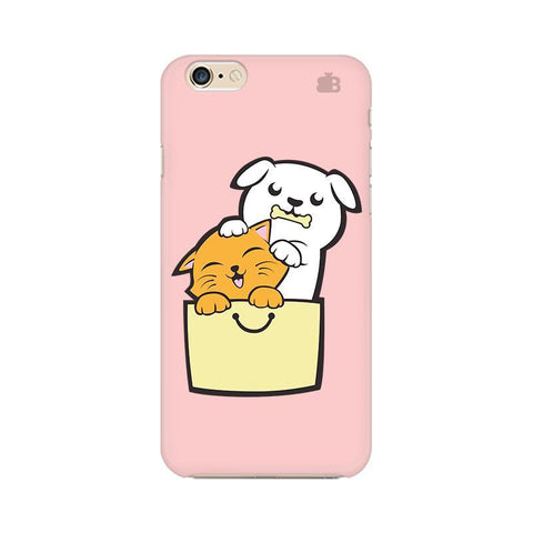 Kitty Puppy Buddies Apple iPhone 6s Phone Cover
