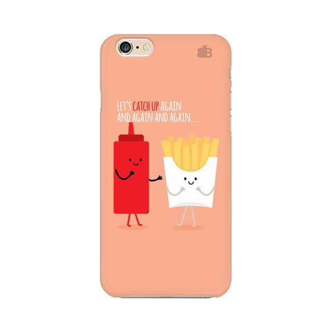 Let's Catch Up Apple iPhone 6s Phone Cover