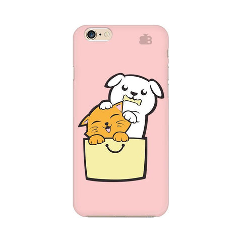 Kitty Puppy Buddies Apple iPhone 6s Plus Phone Cover