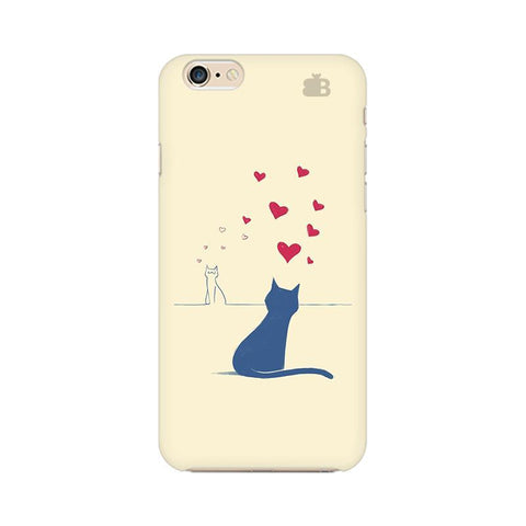 Kitty in Love Apple iPhone 6s Plus Phone Cover