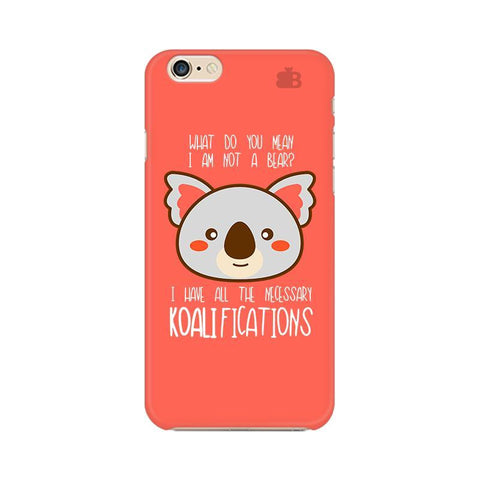 Koalifications Apple iPhone 6s Plus Phone Cover