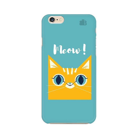 Meow Apple iPhone 6s Plus Phone Cover