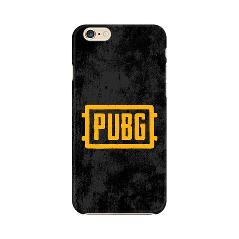 PUBG Apple iPhone 6s Plus Cover