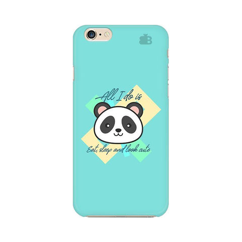 Panda Life Apple iPhone 6s Plus Phone Cover