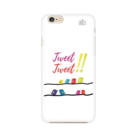 Tweet Tweet Apple iPhone 6s Plus Phone Cover