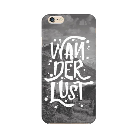 Wanderlust Apple iPhone 6s Plus Phone Cover