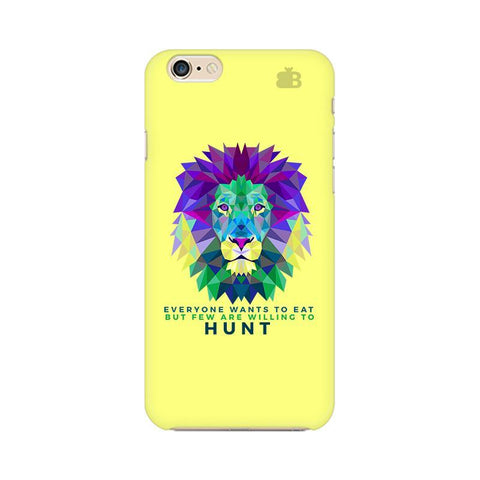 Willing to Hunt Apple iPhone 6s Plus Phone Cover