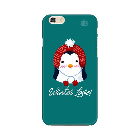 Winter Love Apple iPhone 6s Plus Phone Cover