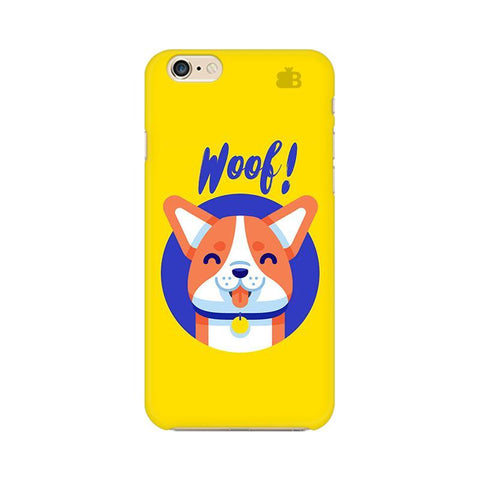 Woof Apple iPhone 6s Plus Phone Cover